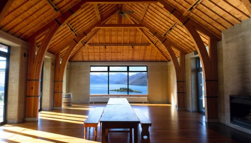 The Rippon Hall - Events Venue Wanaka