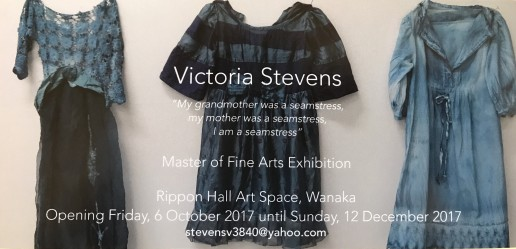 Victoria Stevens Master of Fine Arts Exhibition
