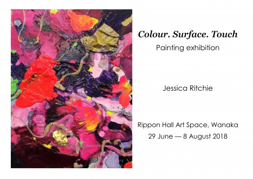 Jessica Ritchie Artist Exhibtion